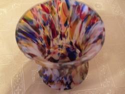 Antik Csodás Muránói Váza 12 cm-es
