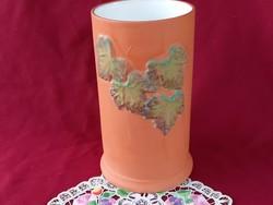 400 Inta Cado domború mintás váza 25,5x13 cm
