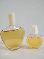 Vintage mini parfümök 2 db