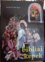 Szántó Piroska, Bibliai képek