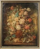 Hans Zatzka 1859-1945 olaj vaszon festmeny