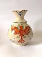 Osztrák kerámia kancsó 1909 /Austrian Ceramic Jug c1909