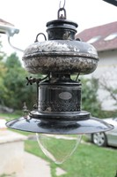 Petróleum függőlámpa Ditmar Maxim 423 Donut lamp