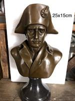 A.Canova, Napoleon bronz brüszt