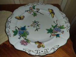 Herendi antik Viktória mintás tányér
