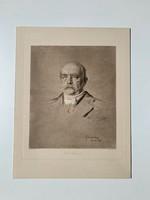 Otto Von Bismarck (1905-ös nyomat)