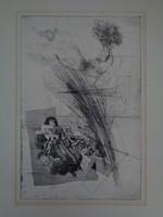 Kondor Béla (1931-1972) Dürer próbanyomat
