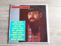 Various - Kalapos ember (Drosztmér István emlékére) hanglemez