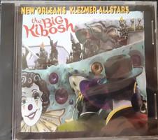 NEW ORLEANS KLEZMER ALLSTARS : THE BIG KIBOSH - KLEZMER CD - JUDAIKA