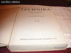 Dr. Polinszki Károly: Technika kisenciklopédia