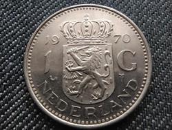 Hollandia I. Julianna (1948-1980) 1 Gulden 1970 (id30883)