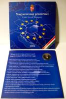 2004 -es Dísztokos forgalmi sor - PP, - 50 Ft-os forgalmi emlékérmével -