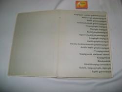 SKF katalógus - csapágyak - retro könyv