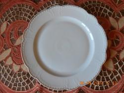 Zsolnay antik gyöngyös kínáló tál