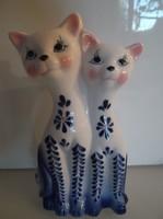 Porcelán - RADIÁRORRA  AKASZTHATÓ - párologtató - régi Osztrák - 21 x 11 x 5,5 cm - nagyon édes