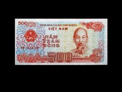 UNC - 500 DONG - VIETNAM - 1988