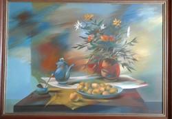 Szabados János  festőművész alkotása eladó