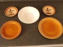 Gránit tányérok 5 db
