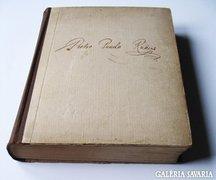 Hans Gerhard Evers: Peter Paul Rubens (1942-ből) 5000 Ft