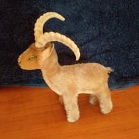 Antique steiff goat