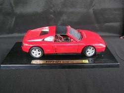 FERRARI 348 ts modell autó