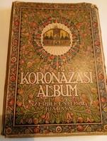 Móricz Zsigmond: Koronázási Album 1917