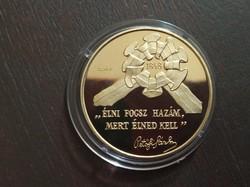 UNC 1849-49 Szabadságharc emlék érme 100 forint 1998 PP