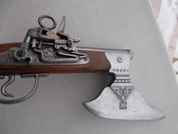 Német Topor Pisztoly,54 cm,Vintage pistol replica