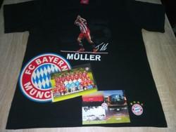 FC BAYER MÜNCHEN Thomas Müller 25  POLÓ KIEGÉSZITÓ DARABOKKAL