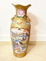 Lenyűgöző antik nagy kínai váza 60 cm!!