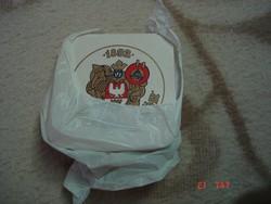 Sörös alátétek csomagból-12 Db-nem használt