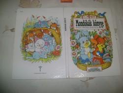 Mondókák könyve ajándék kifestővel - 1995