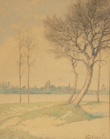 Gyökössy Lajos (1880-?): Tavaszi hangulat.