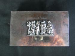 Tevan margit metal box