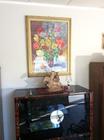 Orosz Gellért festményét exclusive lakásba ajánlom.