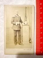 """""""Papa""""  Wrangel, Friedrich Graf von, Blücher harcostársa, a napoleoni háborúk hőse,"""