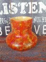 Retro Tófej váza