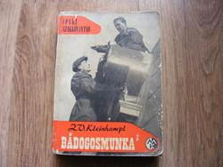 Bádogosmunka - Ipari Szakkönyvtár 1958