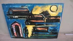 Elvont festmény