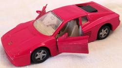 FERRARI 512TR Maisto fém modell, autó