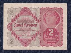 Ausztria 2 Korona 1922 (id11025)