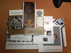 Cca 1960-1983 Vegyes katalógus tétel, 8 db