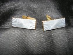 Régi mandzsette gomb