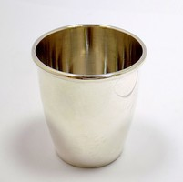 Ezüst keresztelő pohár (ZAL-Ag89815)