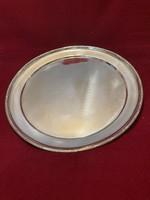 Ezüst Tálca! Antik/1800- as évek/ Súlya;676 gram!!