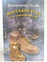 Monyákos Tuba és a csatornalidércek című könyv