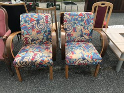 Fotel párban Art deco