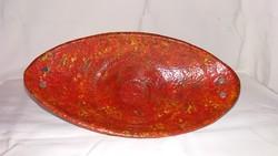 Függeszthető retro kerámia v. asztalközép