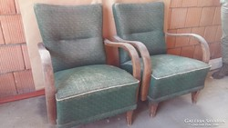 Két darab art deco fotel eladó