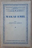 SEBESTYÉN KÁROLY : MAKAI EMIL  -  JUDAIKA